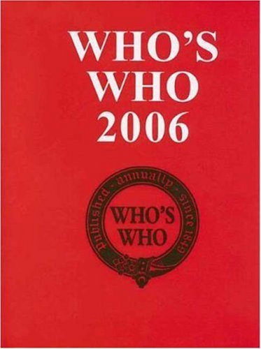 Who's Who 2006