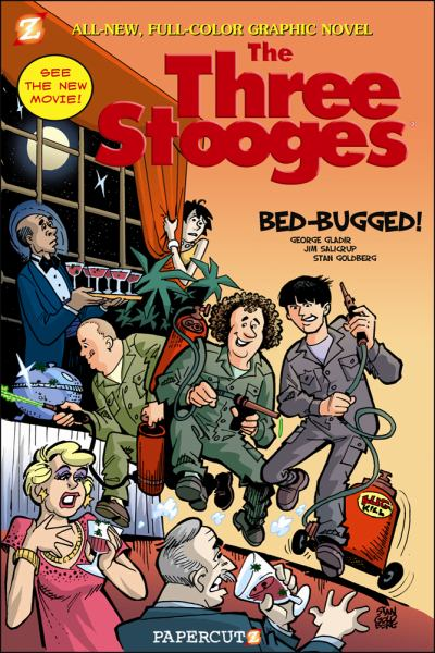The Three Stooges: Bed Bugged
