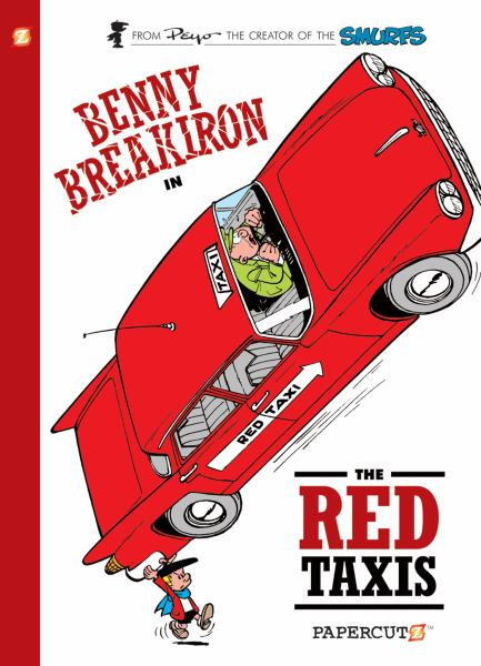 Benny Breakiron in The Red Taxis