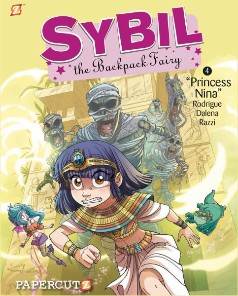 Sybil the Backpack Fairy: Princess Nina (Bk#4)