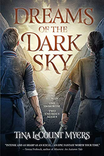 Dreams of the Dark Sky (The Legacy of the Heavens Bk. 2