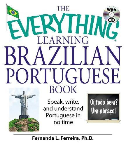 Learning Brazilian Portuguese Book (The Everything)
