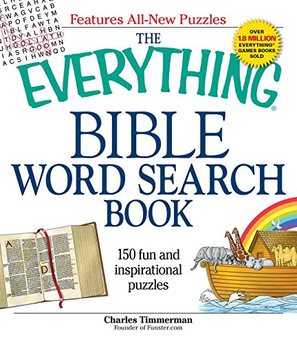 Bible Word Search Book (The Everything)