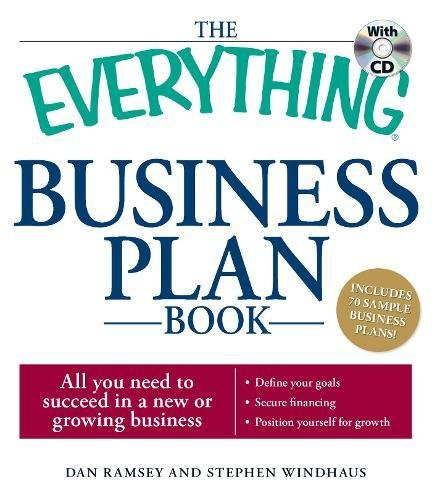 Business Plan Book (The Everything)