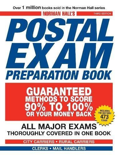 Norman Hall's Postal Exam Preparation Book (Third Edition)