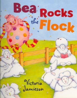 Bea Rocks The Flock