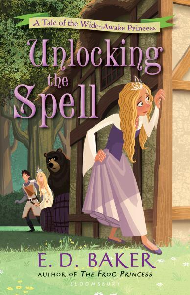 Unlocking the Spell (Wde-Awake Princess, Bk. 2)