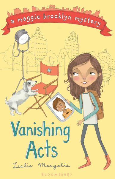 Vanishing Acts (Maggie Brooklyn Mystery)