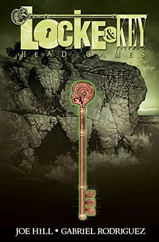 Head Games (Lock & Key, Volume 2)