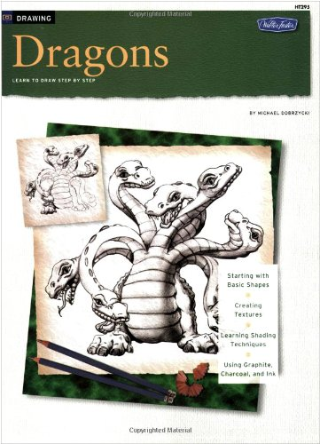 Dragons (How to Draw & Paint)