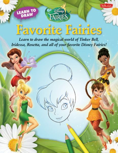 Favorite fairies disney fairies learn to draw bookoutlet also by this author thecheapjerseys Gallery