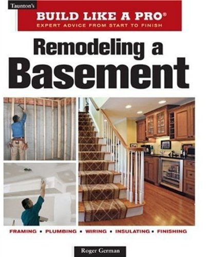 Remodeling A Basement (Taunton's Build Like a Pro)