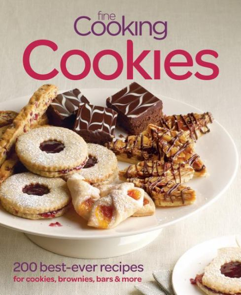 Cookies: 200 Favorite Recipes for Cookies, Brownies, Bars & More (Fine Cooking)