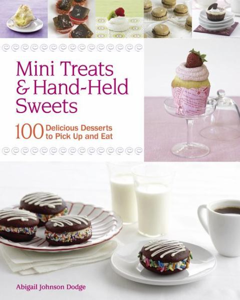 Mini Treats & Hand-Held Sweets