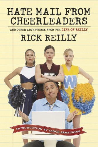 Hate Mail from Cheerleaders: And Other Adventures in the Life of Reilly (Sports Illustrated)