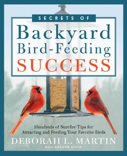 The Secrets of Backyard Bird-Feeding Success