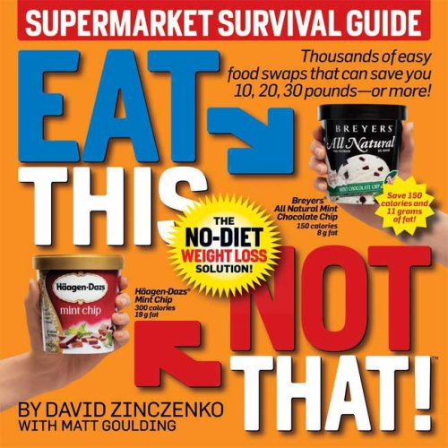 Eat this not that book author