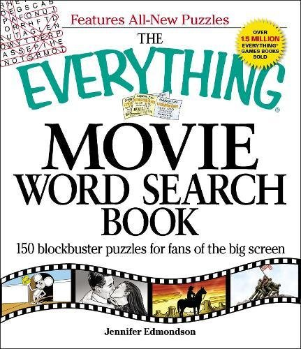 Movie Word Search Book (The Everything)