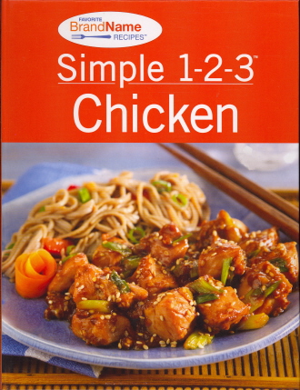 Simple 1-2-3 Chicken (Favorite Brand Name Recipes)