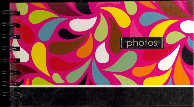 Photo Album  (Mixed Colour)