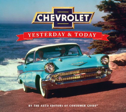 Chevrolet (Yesterday & Today)
