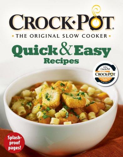 Crock-Pot Quick & Easy Recipes