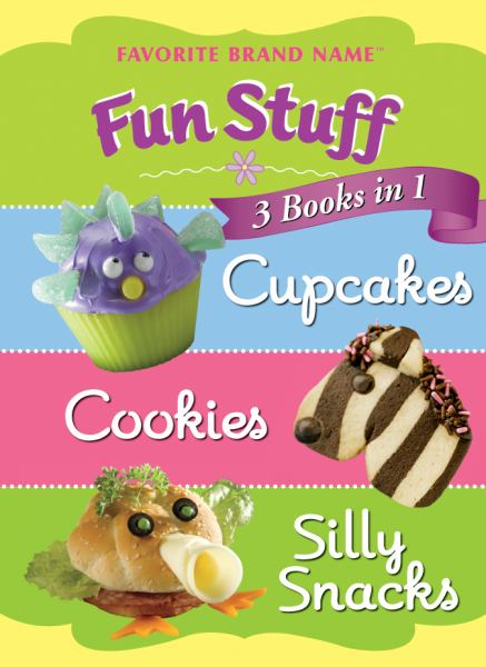 Fun Stuff: Cupcakes/Cookies/Silly Snacks