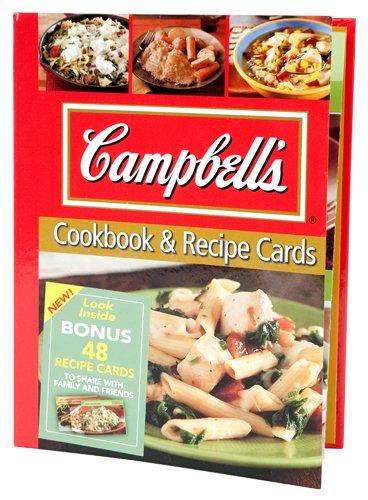 Campbell's Cookbook & Recipe Cards