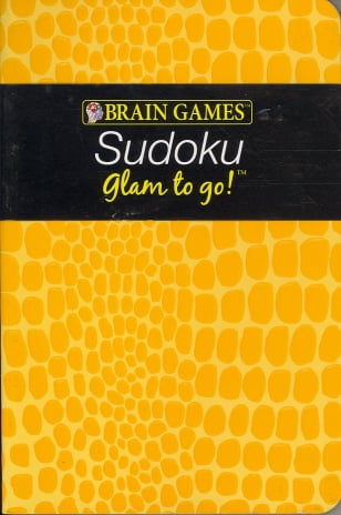 Sudoku: Glam to Go! (Brain Games)