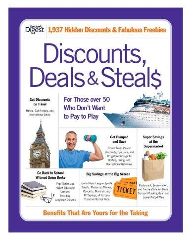 Discounts, Deals & Steals