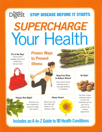 Supercharge Your Health: Proven Ways to Prevent More Than 90 Common Health Conditions