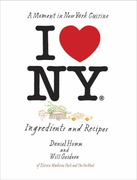 I Love New York Ingredients and Recipes