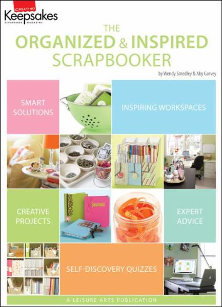 The Organzied and Inspired Scrapbooker