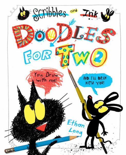 Scribbles and Ink: Doodles for Two