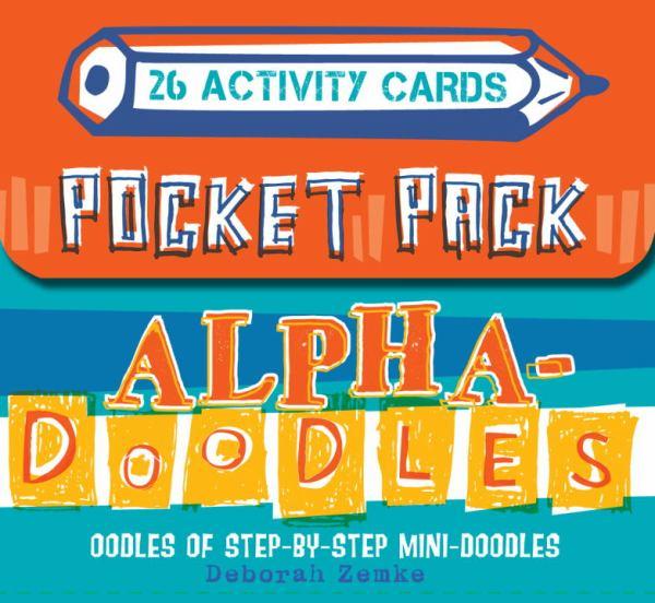 Pocket Packs: Alpha-Doodles