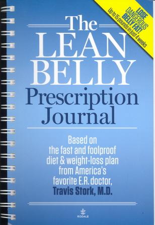 The Lean Belly Prescription Journal