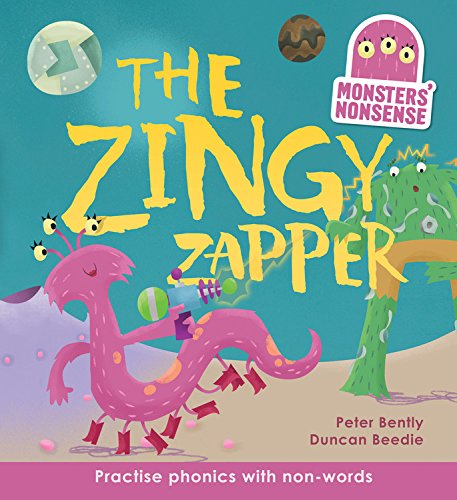 The Zingy Zapper (Monsters' Nonsense)