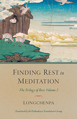 Finding Rest in Meditation (The Trilogy of Rest, Vol. 2)