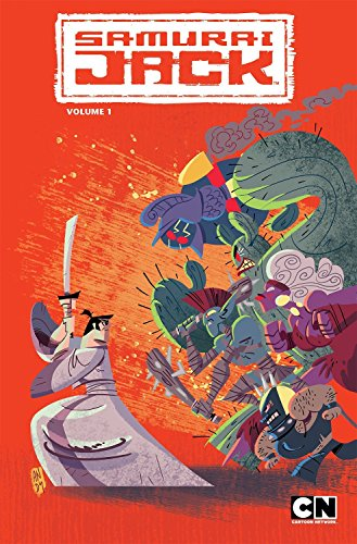 The Threads of Time (Samurai Jack, Vol. 1)