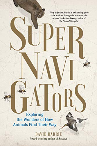 Supernavigators: Exploring the Wonders of How Animals Find Their Way