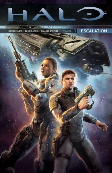 Escalation (Halo, Volume 1)