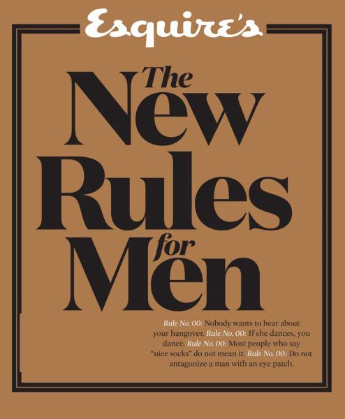 The New Rules for Men (Esquire's)