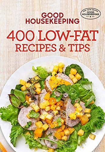 400 Low-Fat Recipes & Tips (Good Housekeeping)
