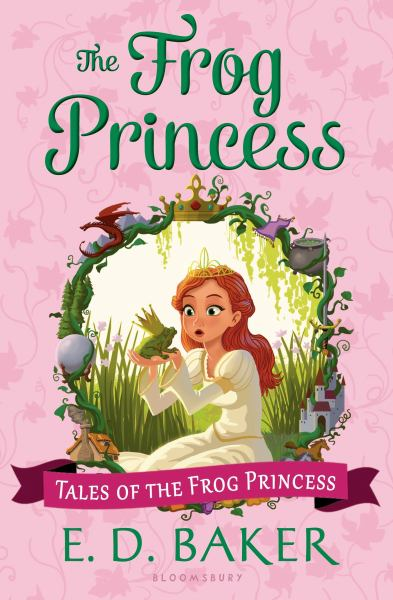 The Frog Princess (Tales of the Frog Princess, Bk. 1)