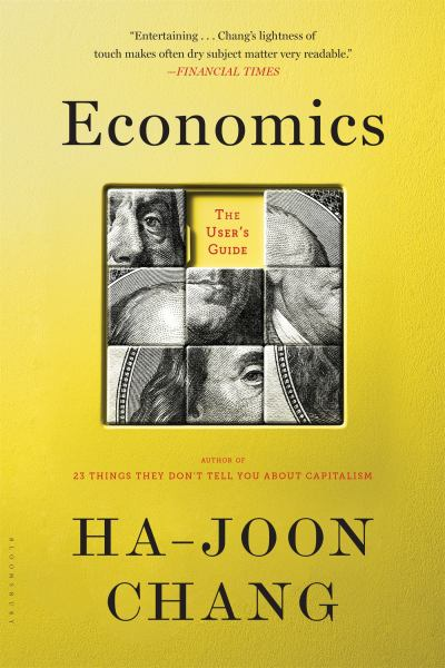 Economics:The User's Guide