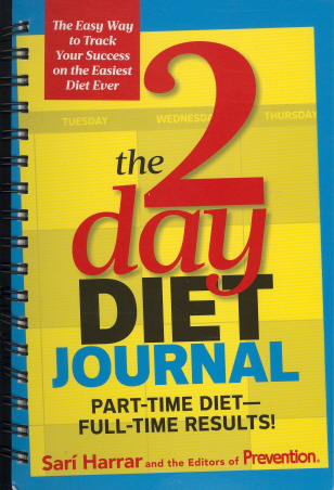 The 2 Day Diet Journal