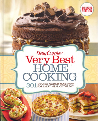Very Best Home Cooking (Betty Crocker)