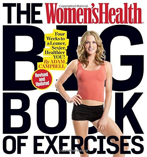 The Women's Health Big Book of Exercises (Revised and Updated)