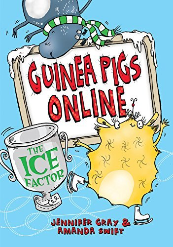 The Ice Factor (Guinea Pigs Online, Bk. 6)