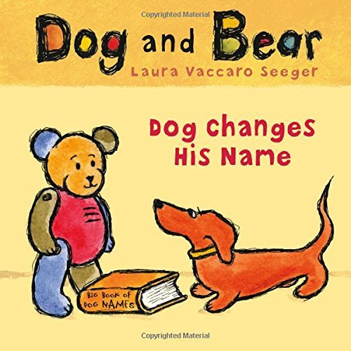 Dog Changes His Name (Dog and Bear)